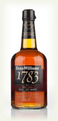 Evan Williams Bourbon 1783