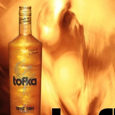 Tofka Toffee & Vodka