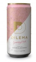 Dilema Sparkly Wine Rose  marca Estancia Mendoza